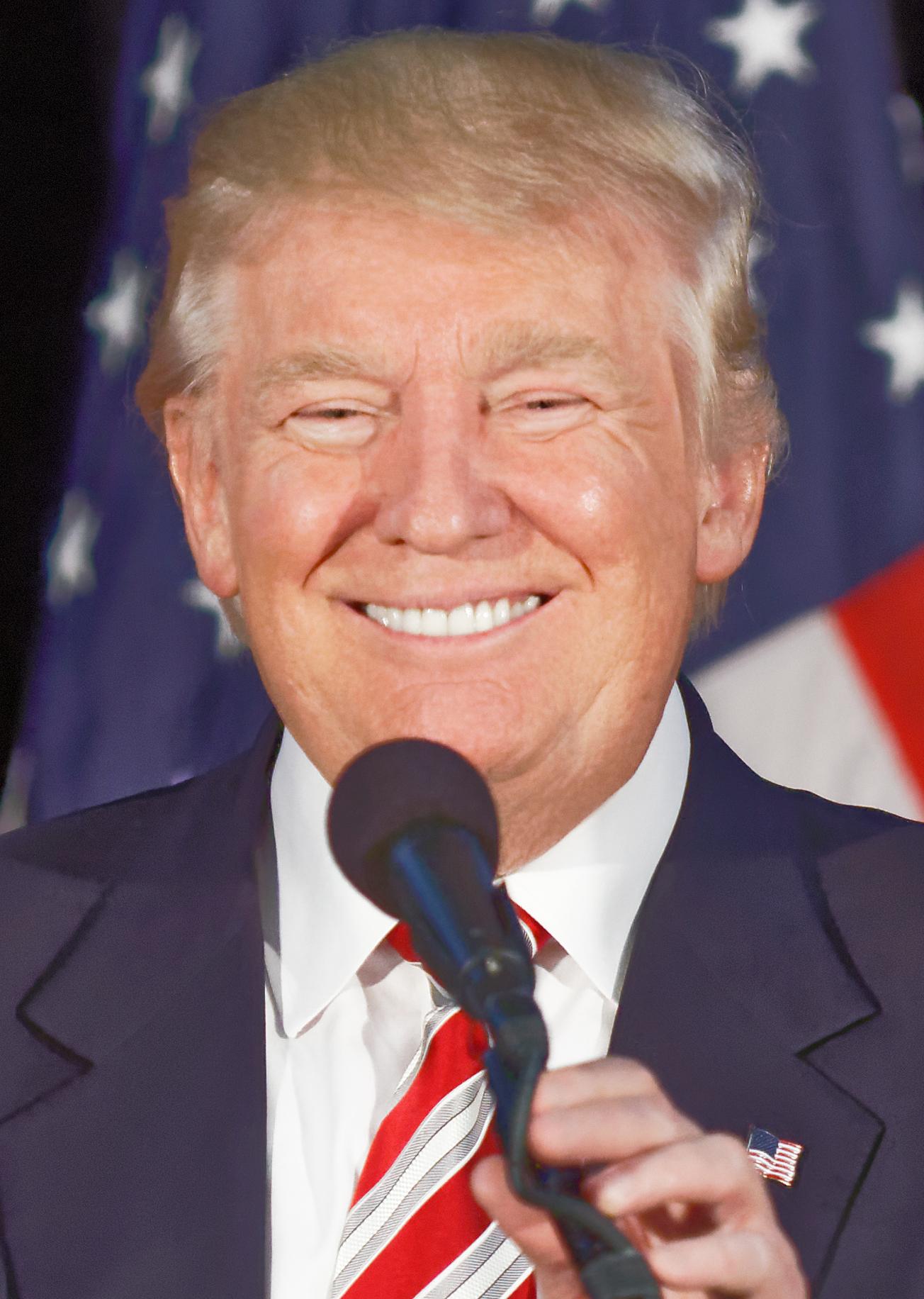 Donald Trump - Wikipedia, la enciclopedia libre
