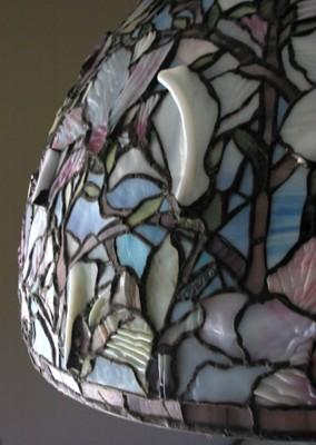 Tiffany glaskunst wikipedia for Koch folientechnik