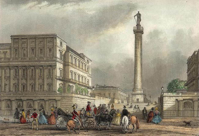 Duke Of York Column Wikipedia