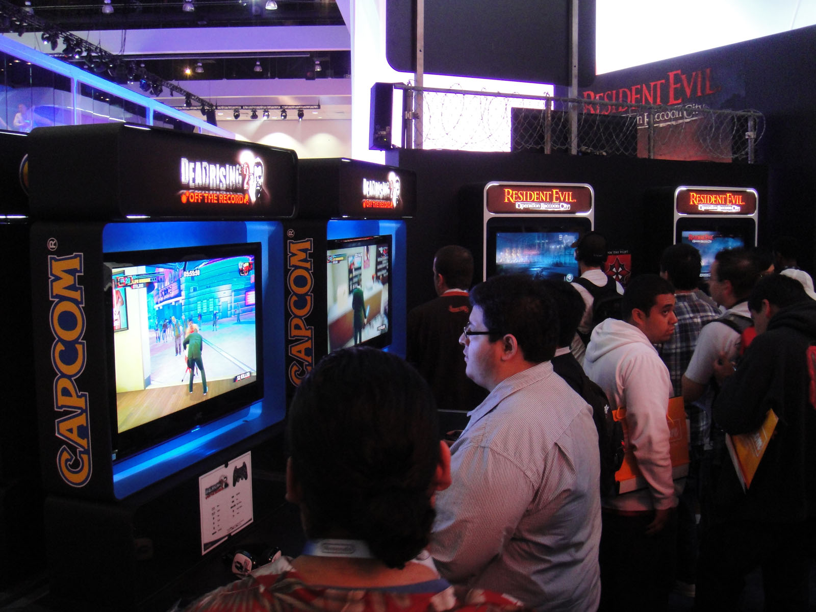 File:E3 2011 - Dead Rising 2- Off the Record and Resident Evil