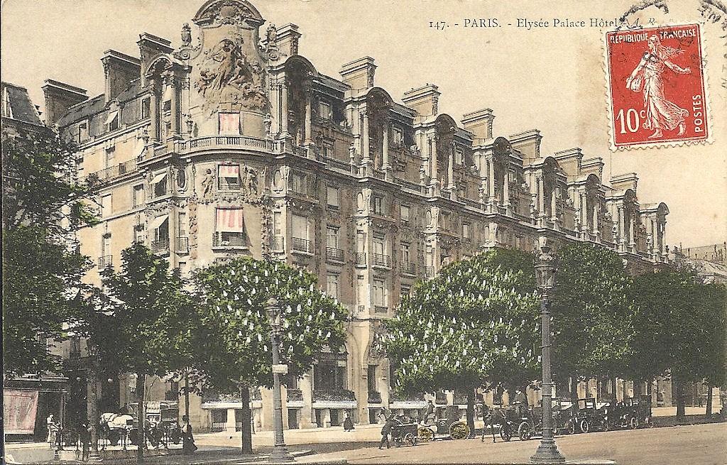 Hotel Elysee Paris Val D Europe