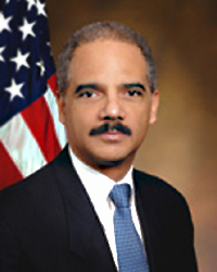 Official portrait of United States Attorney Ge...