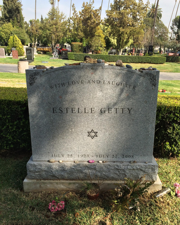 estelle getty age