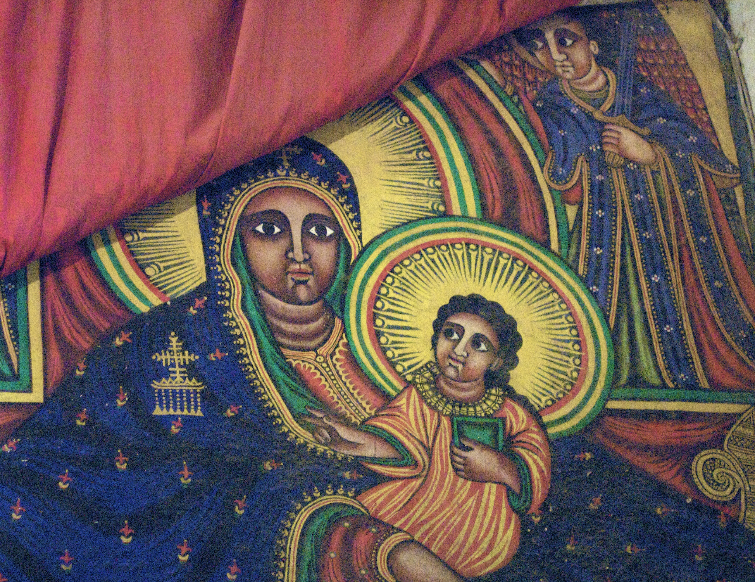 Ethiopian Mary