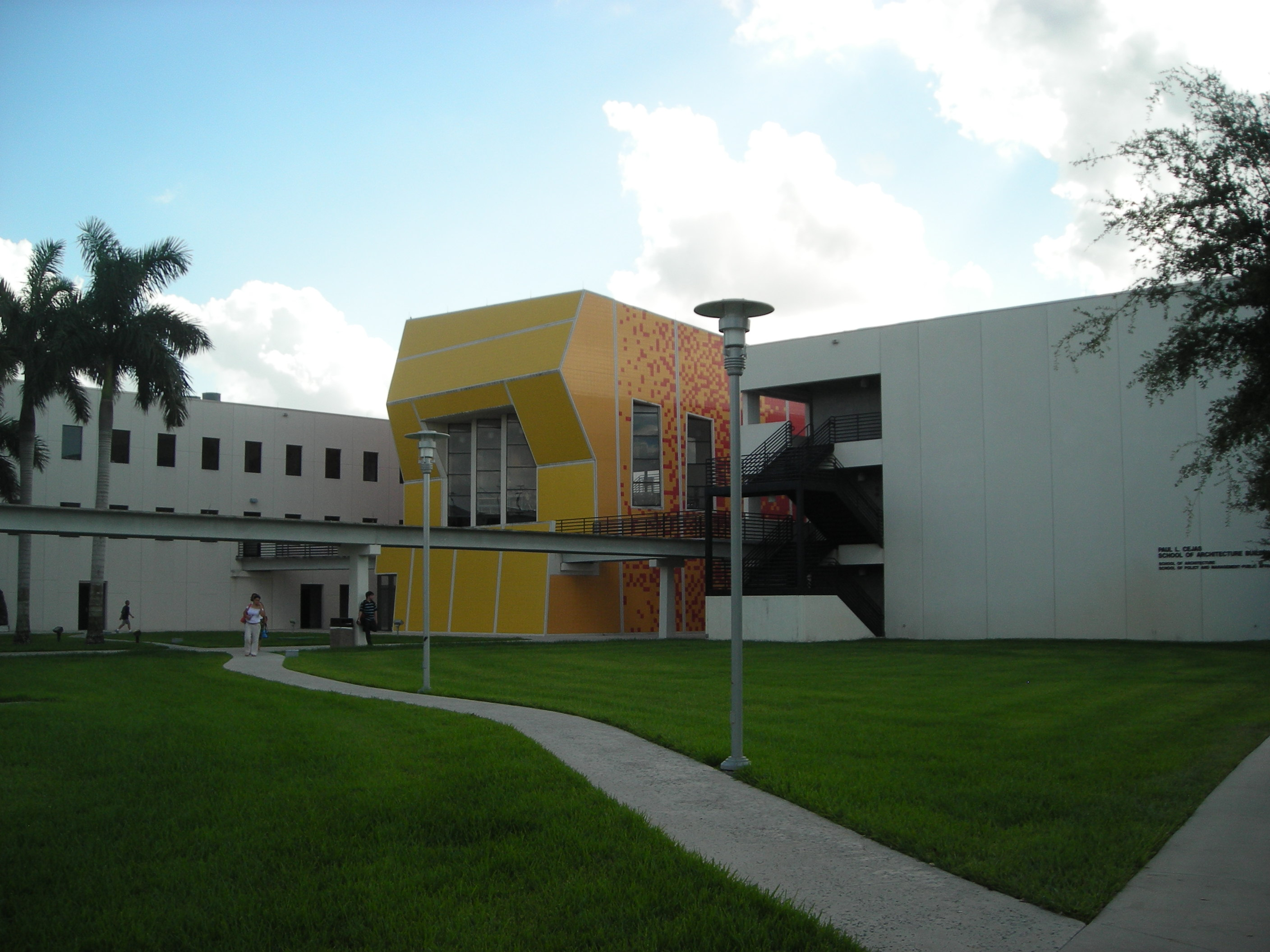architecture schools in florida