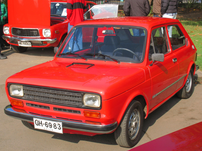File Fiat 147 1100 Gl 1980 14284176462 Jpg Wikimedia