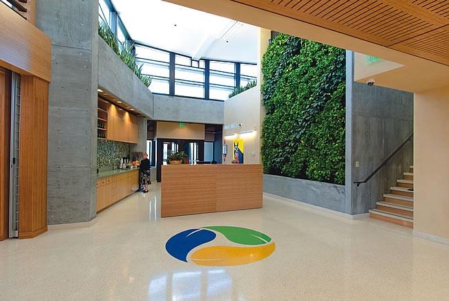 File First Green Bank Headquarters Lobby In Mount Dora Fl Jpg