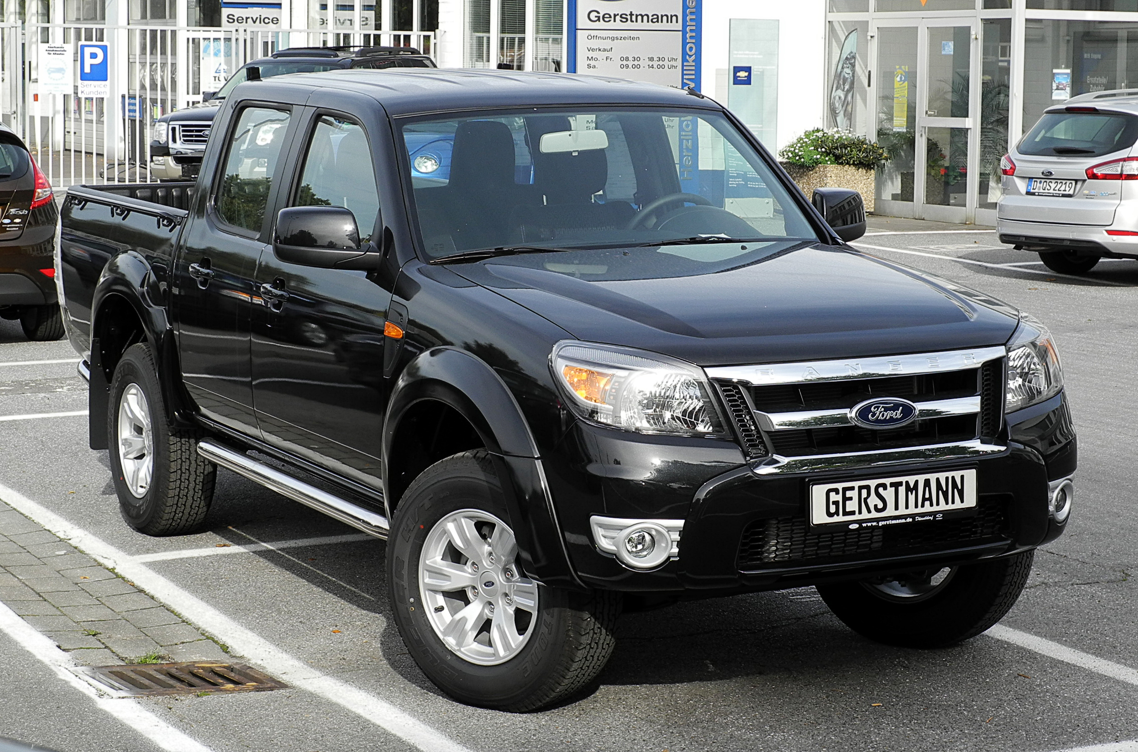 file ford ranger xlt 2 5 tdci doppelkabine ii facelift. Black Bedroom Furniture Sets. Home Design Ideas