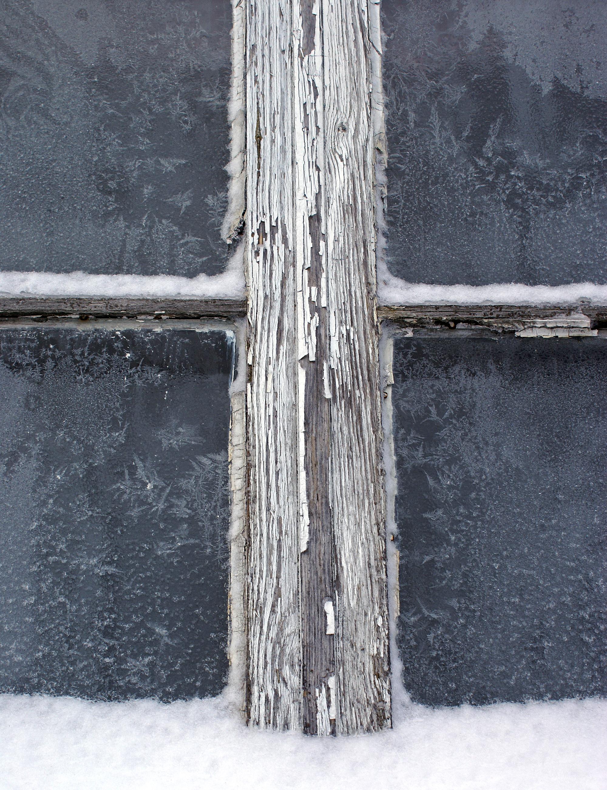 Window frozen open