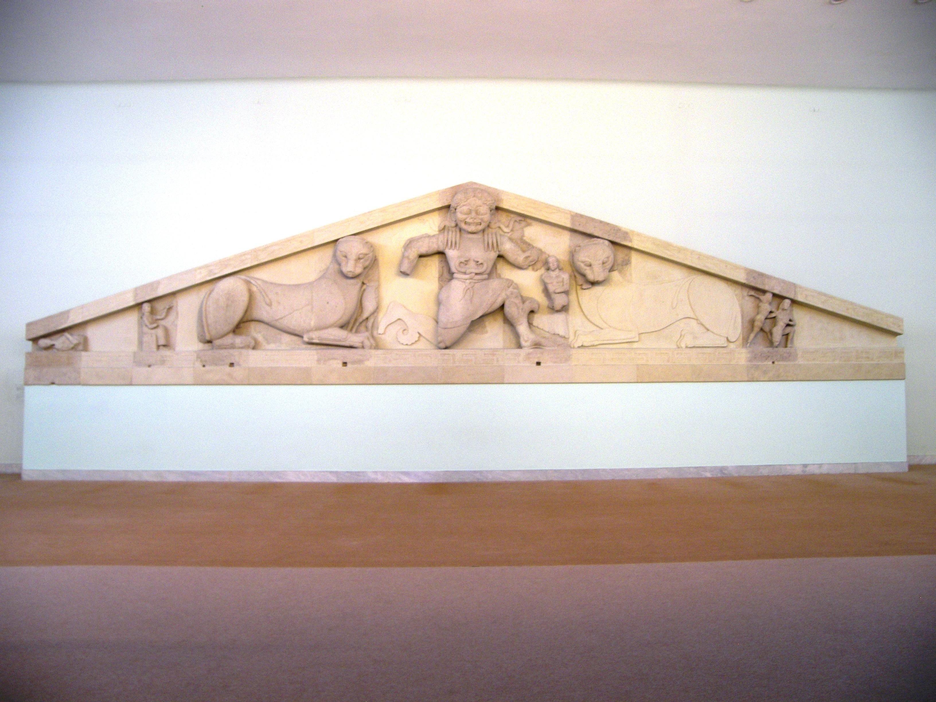 Templo De Artemisa Corfu Wikipedia La Enciclopedia Libre