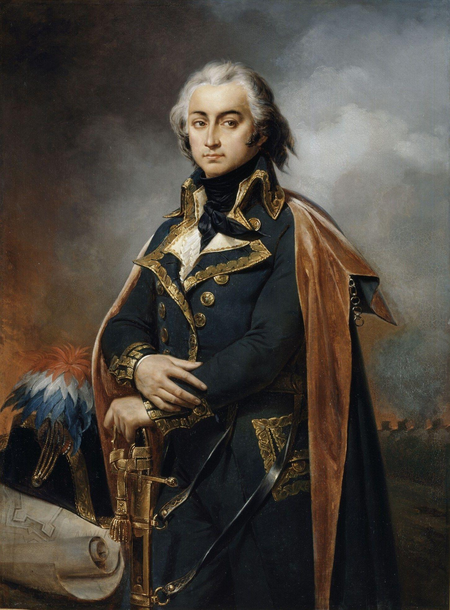 Général Cyrus Marie Adelaide de Timbrune