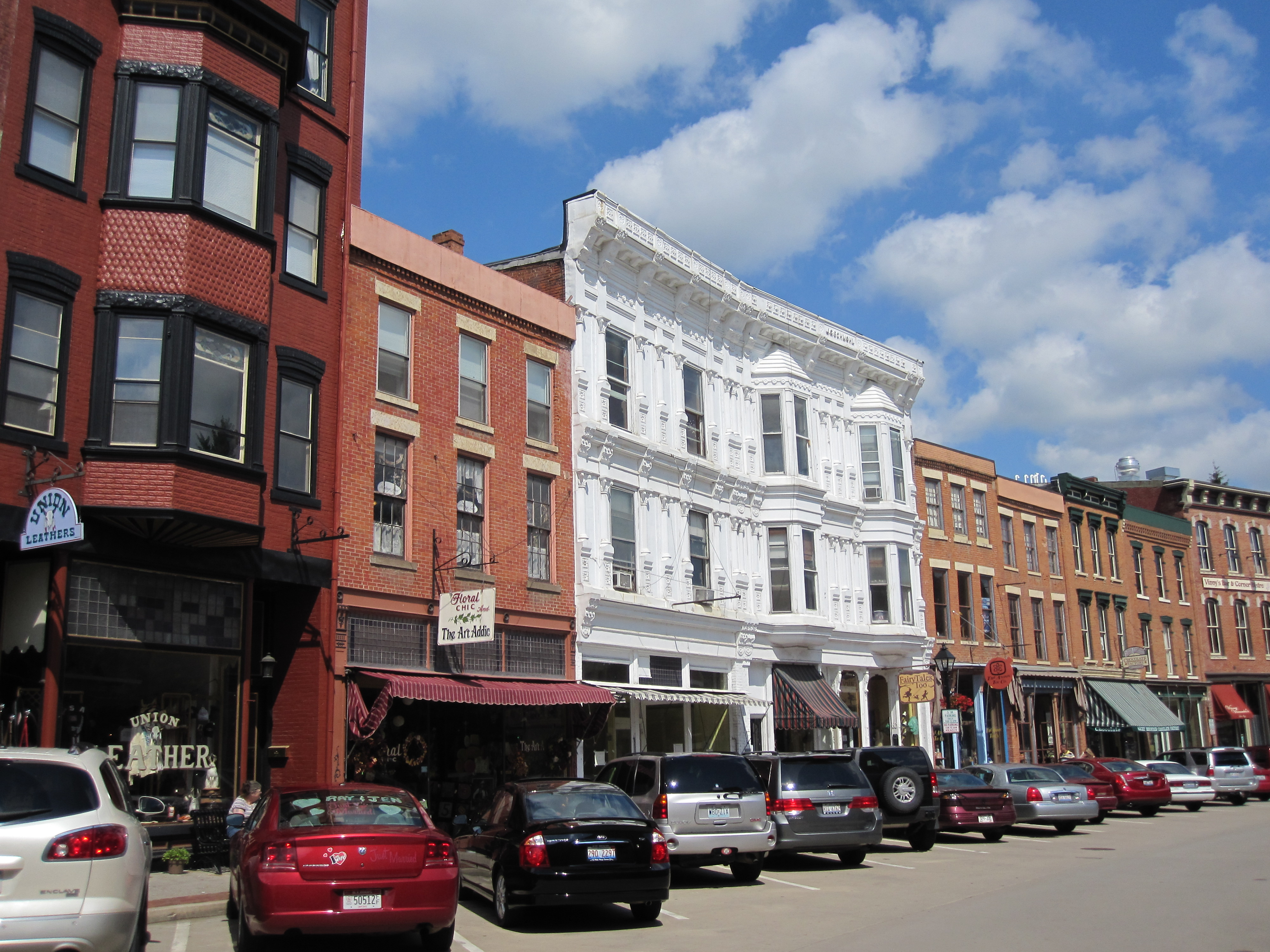Incredible Galena Illinois Travel Guide At Wikivoyage Home Interior And Landscaping Dextoversignezvosmurscom