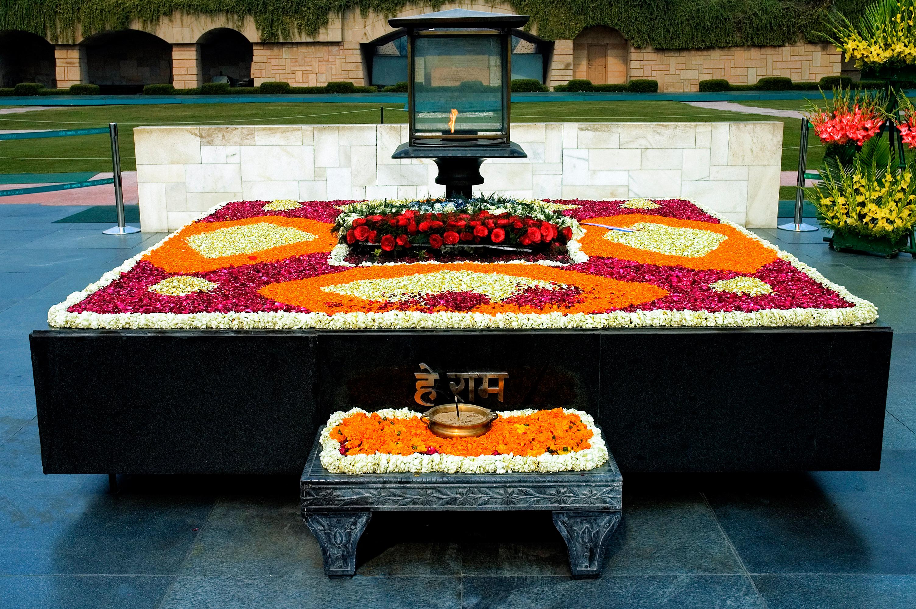 """""""Gandhi Memorial"""""""