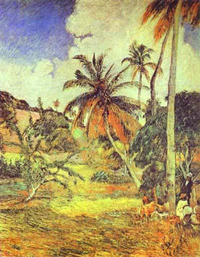 Tahiti Arts And Crafts