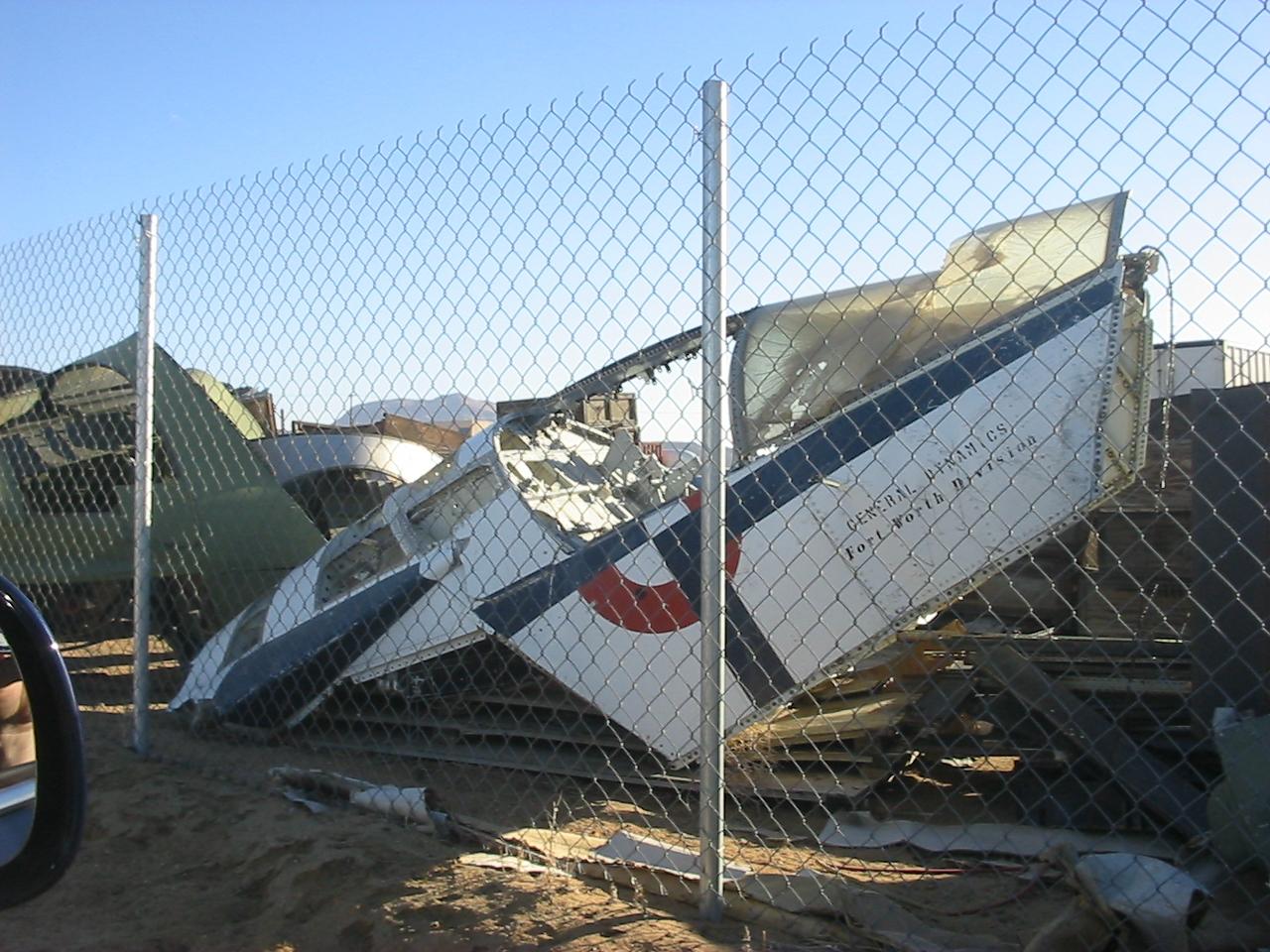 File:General Dynamics F-111 USAF crew escape capsule ...