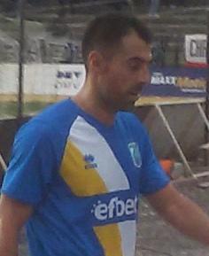 Georgi Andonov Bulgarian footballer