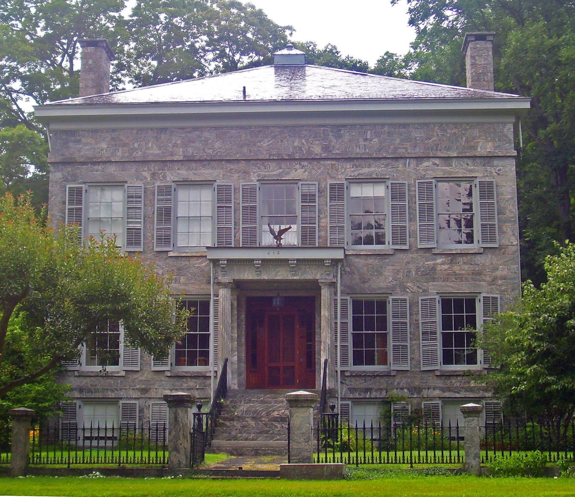 Amazing Gerard Crane House