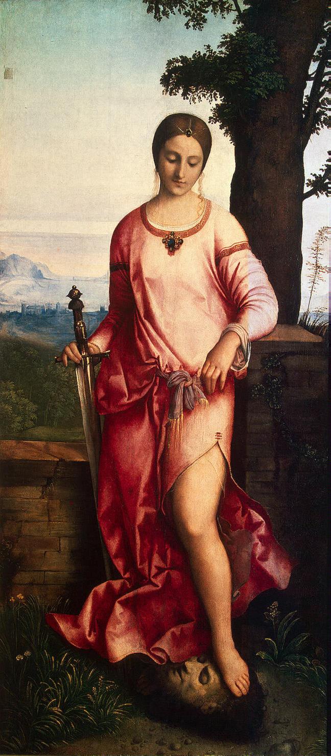 Judith – Wikipédia, a enciclopédia livre