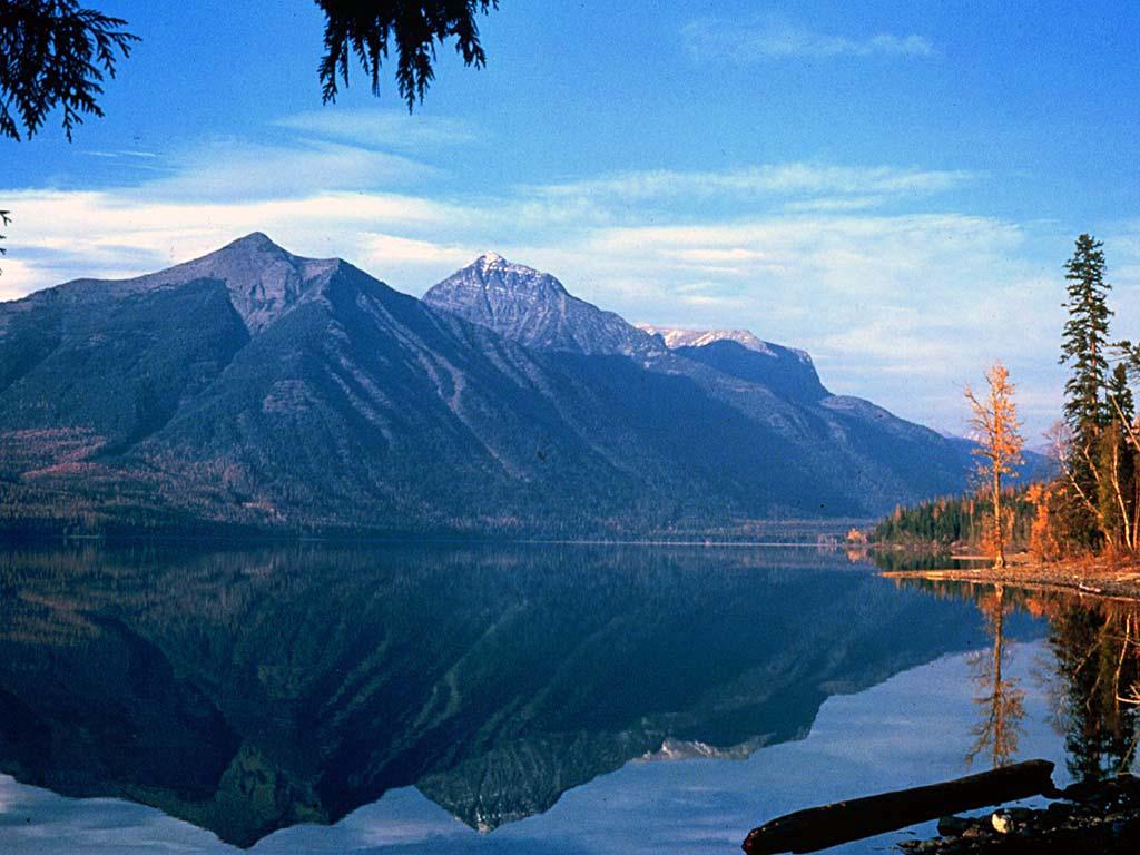 File:Glacier Lake Mcdonald.jpg