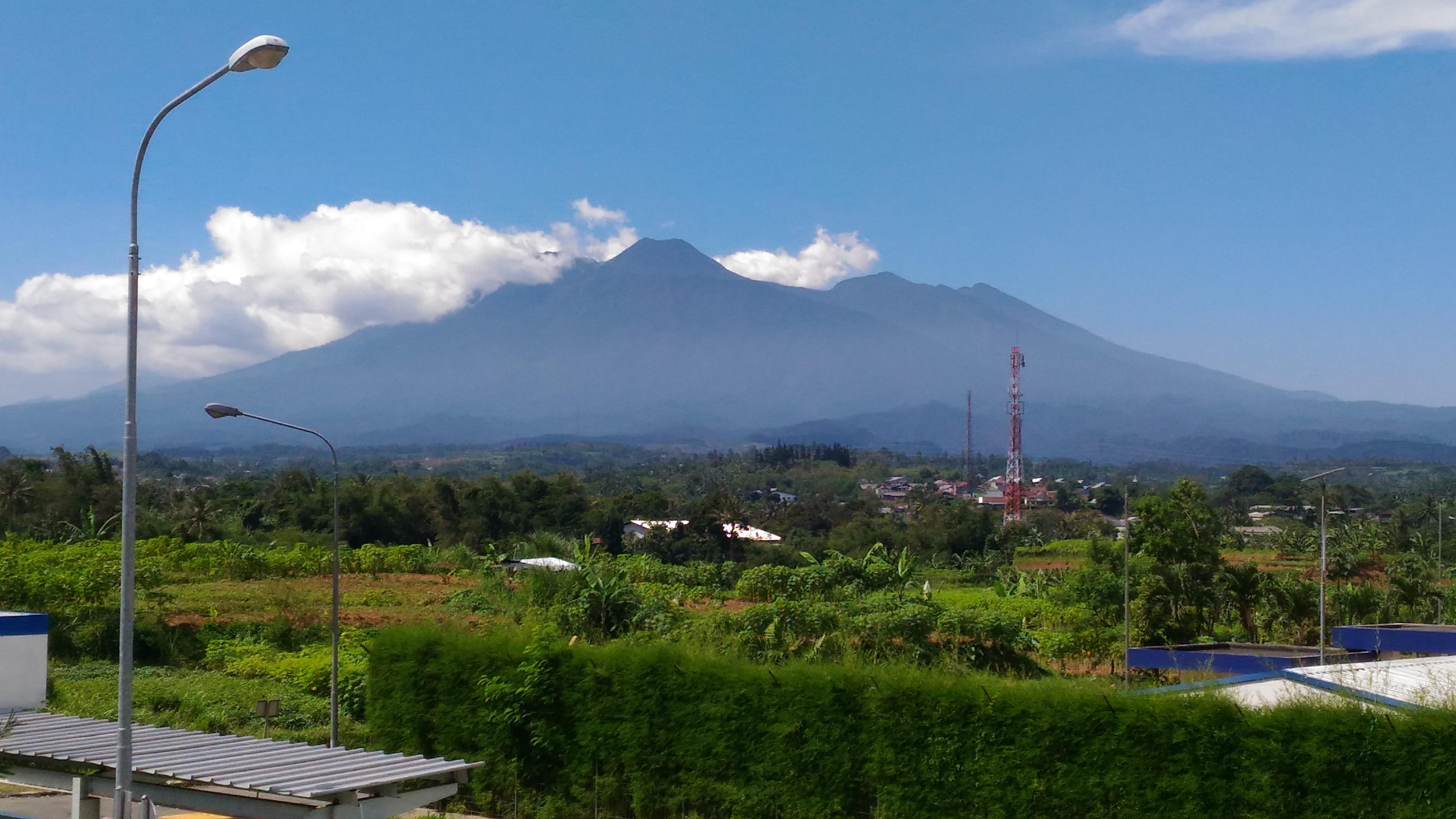Gunung Gede Wikipedia Bahasa Indonesia Ensiklopedia Bebas