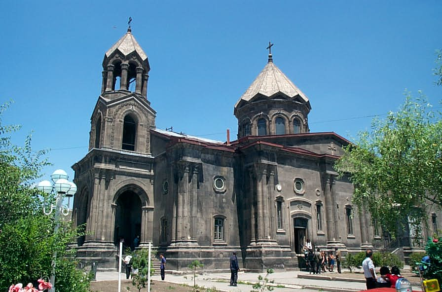 Cathedral of the Holy Mother of God, Gyumri - Wikipedia