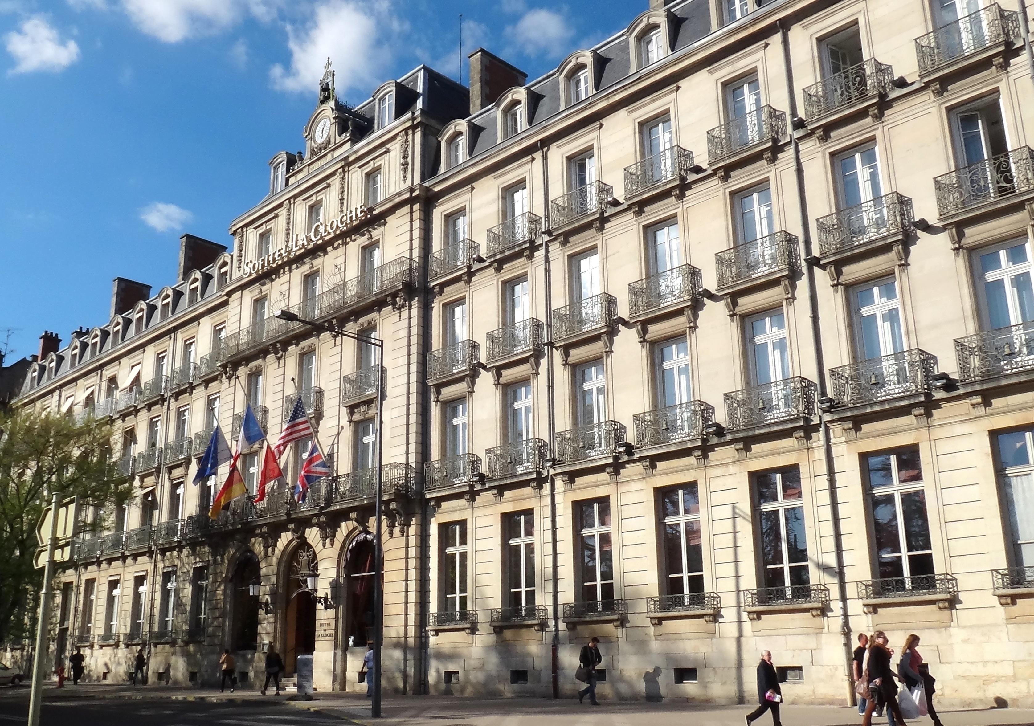 Grand Hotel La Cloche Wikipedia