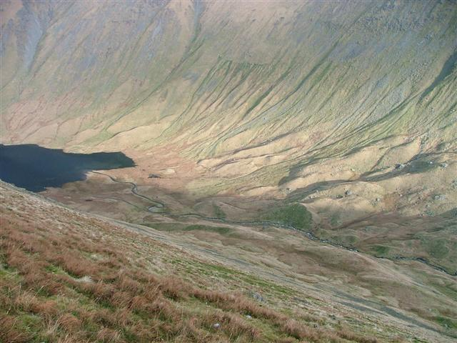 Hayeswater Gill Inlet into Hayeswater Reservoir - geograph.org.uk - 110334