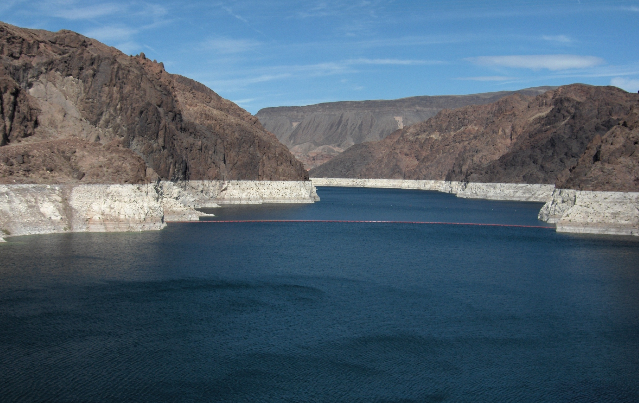 lakes in arizona - Lake Mead