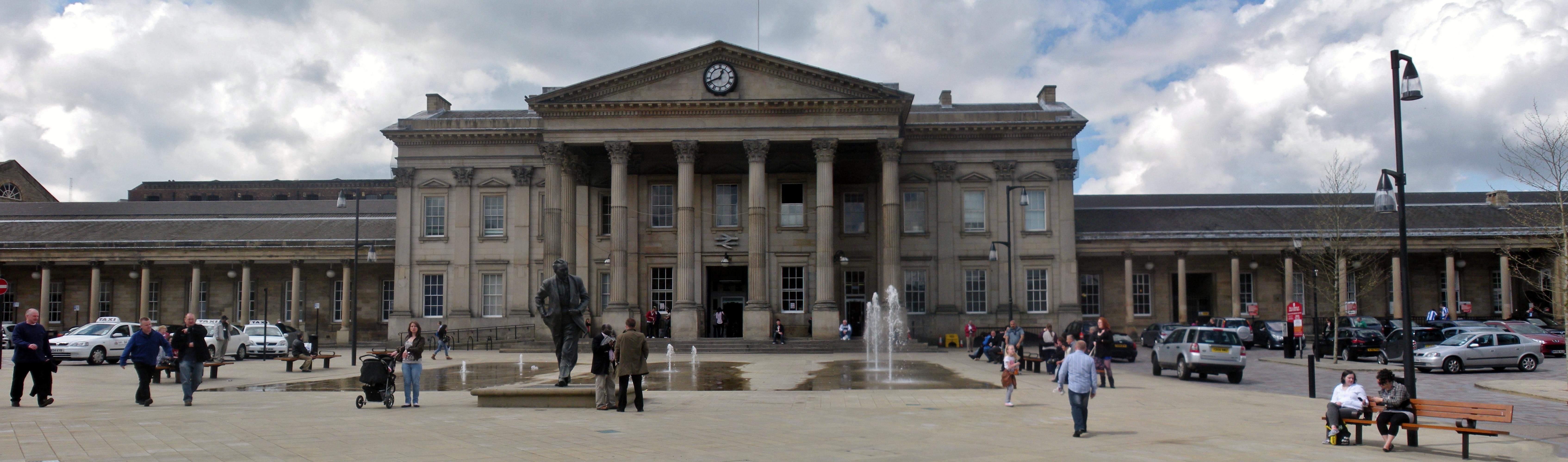 Leeds Railway Station Hotels