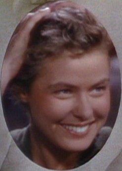 Ingrid Bergman als María