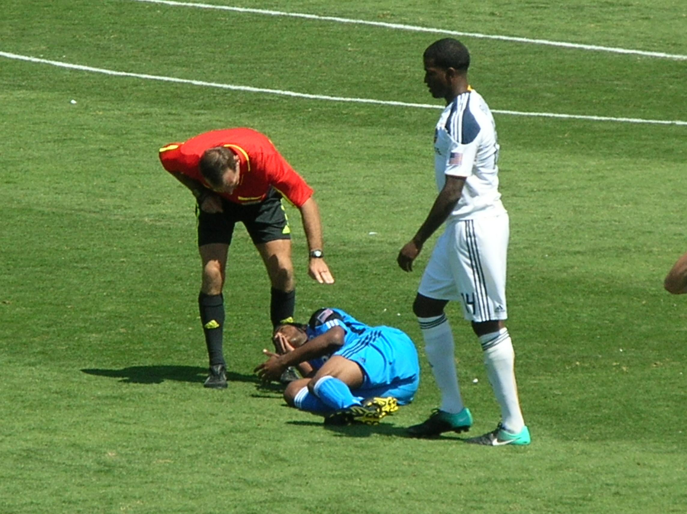 player injury