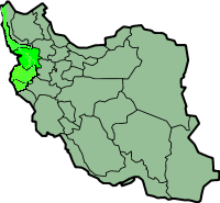 Kurdio en Irano