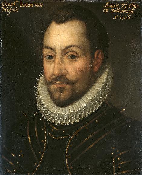 Jan de oude va Nassau-Siegen