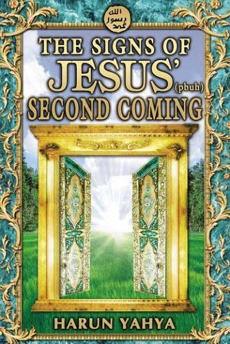 ePub cover for The Signs of Jesus' Second Coming