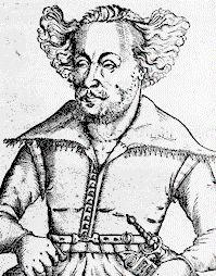 Johann Hermann Schein German composer