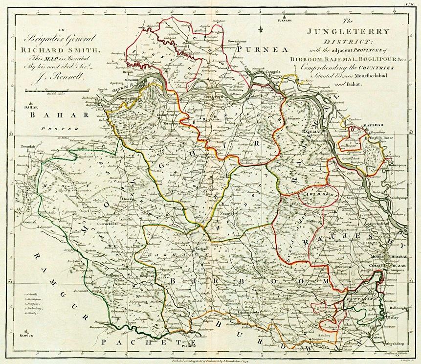 Jungleterry District Map