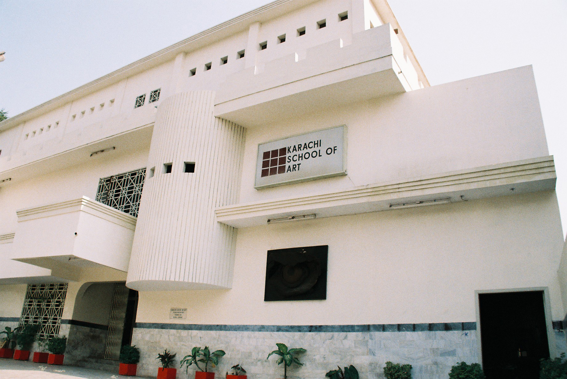 Karachi School Of Art Wikipedia