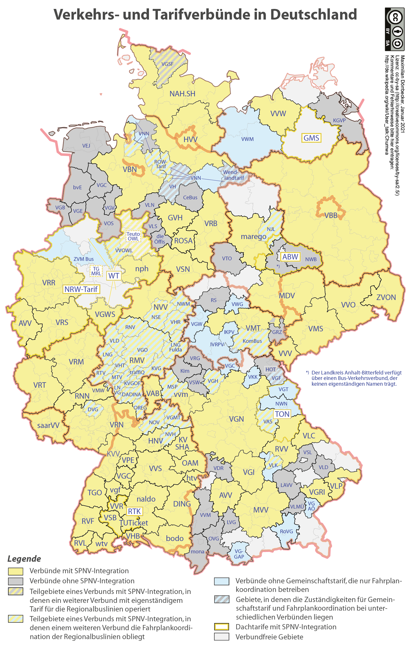 verkehrsverbünde deutschland karte File:Karte der Verkehrsverbünde und Tarifverbünde in Deutschland