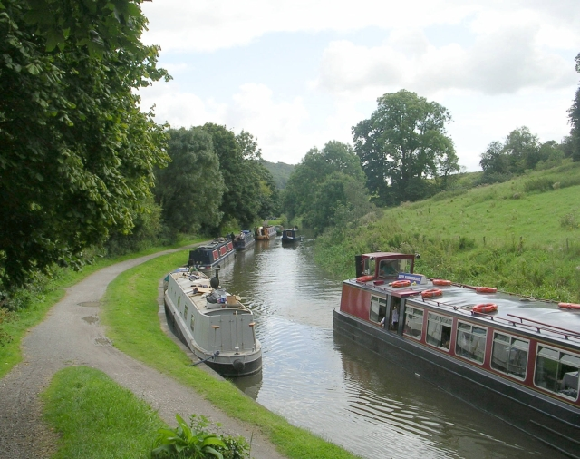 Kennet and Avon Canal - Claverton - geograph.org.uk - 942334
