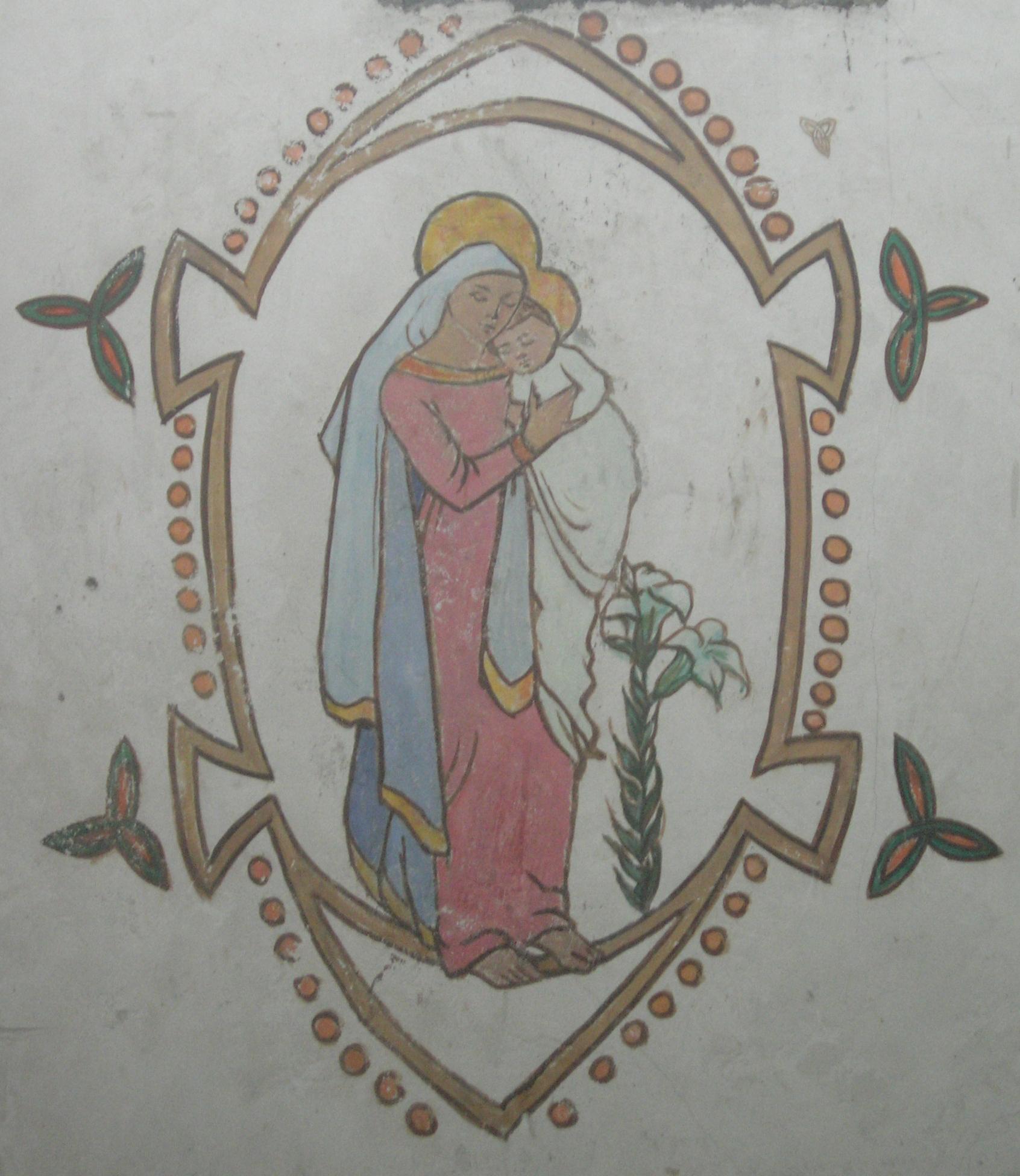 File Kilmainham Cellule Mrs Plunbett Jpg Wikimedia Commons