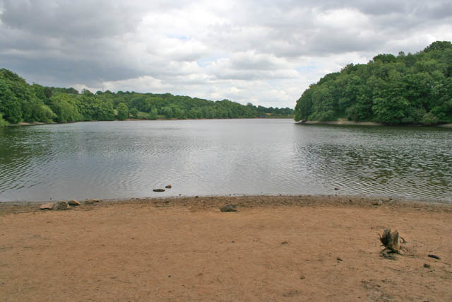 Knypersley Reservoir - geograph.org.uk - 890224