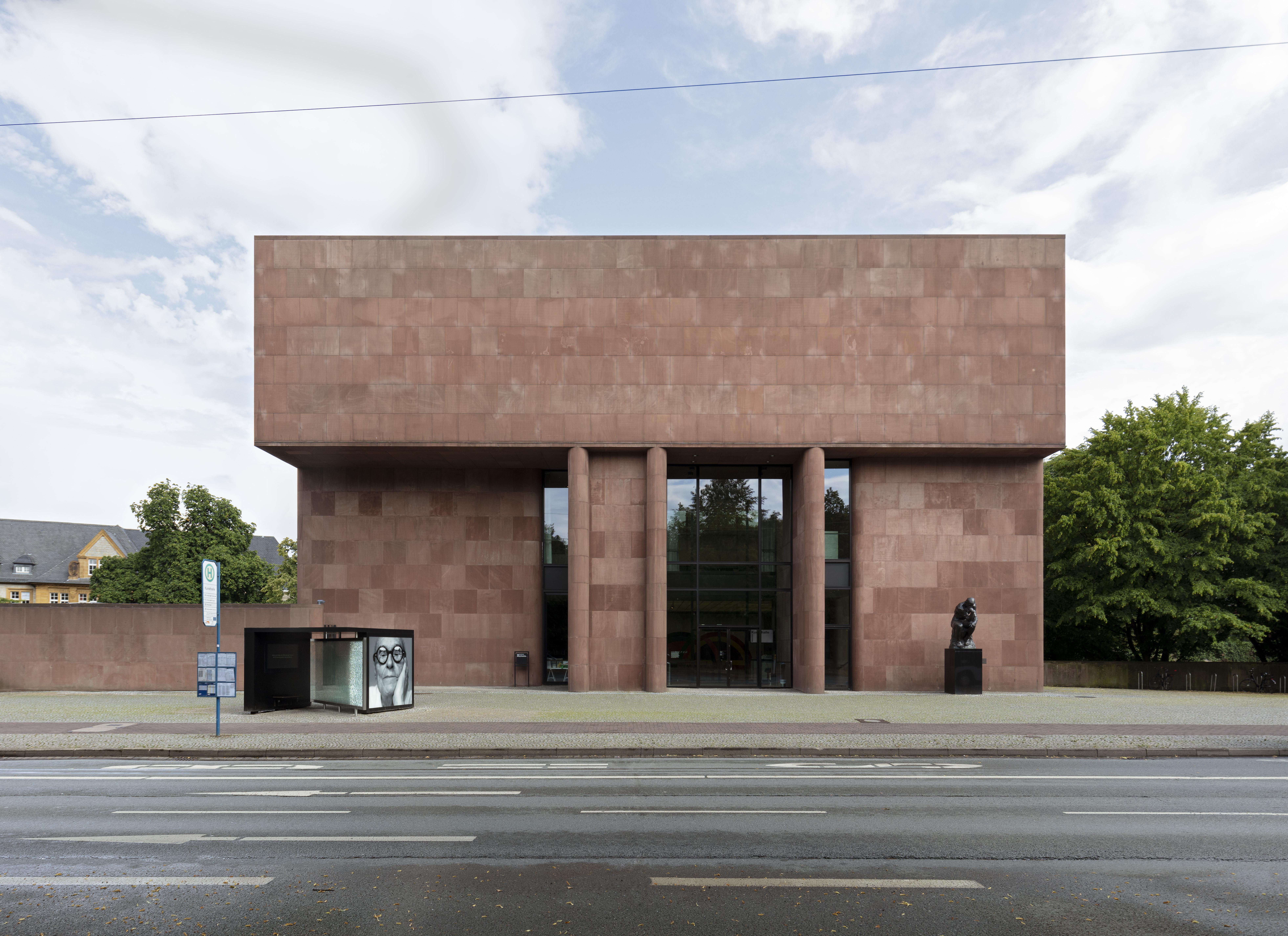 File Kunsthalle Bielefeld 2019 Jpg Wikimedia Commons