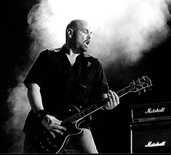 Founding guitarist Kurdt Vanderhoof began performing with the group for the first time in 12 years for their 1998 reformation. Kurdt Vanderhoof Live.jpg