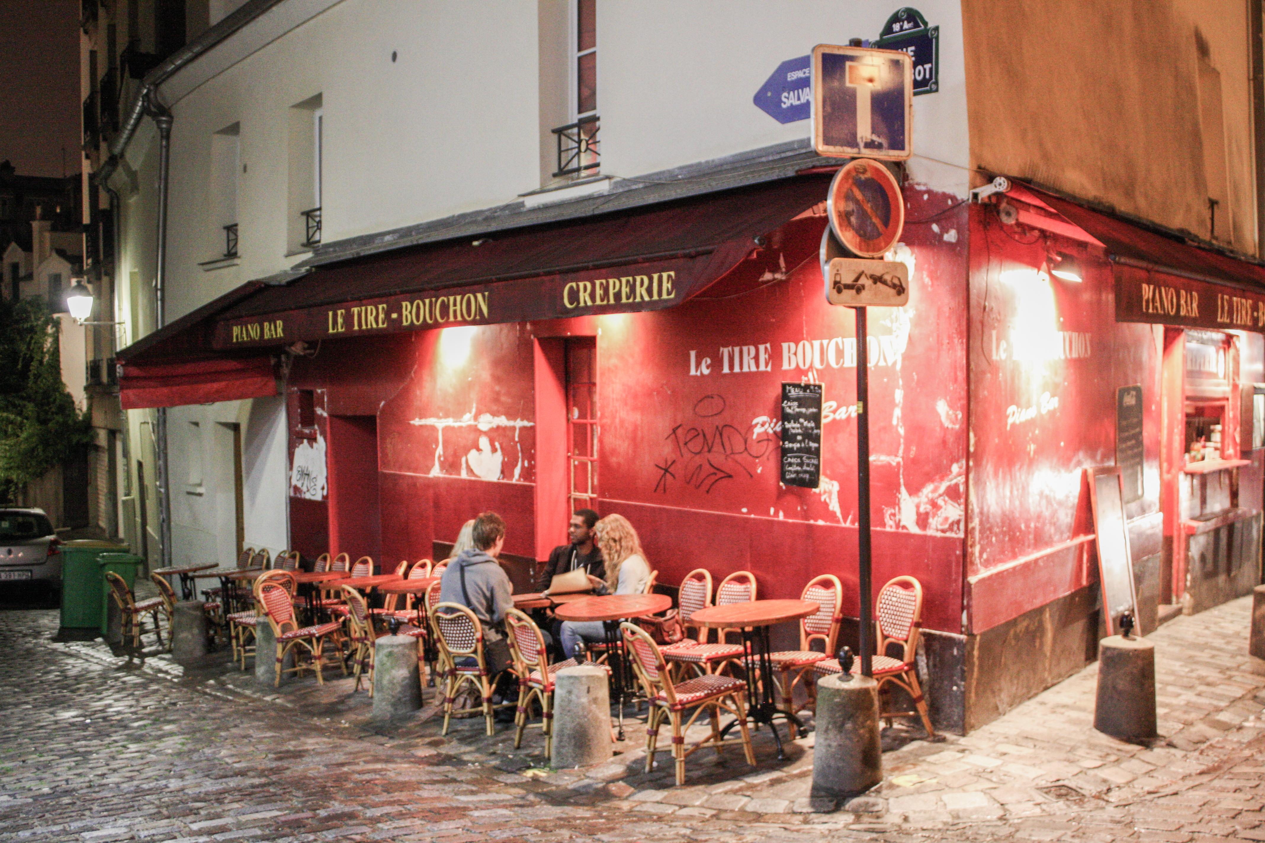 Le Tire Bouchon Restaurant Paris