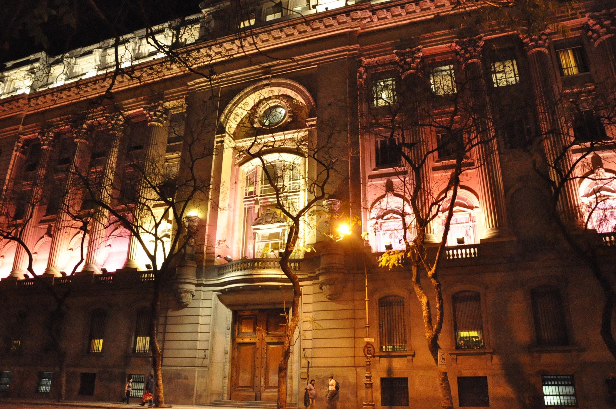Filelegislatura De La Ciudad De Buenos Aires Vista Nocturna 2