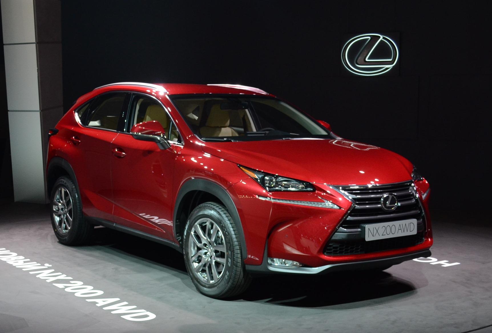 Lexus Hybrid Suv >> File:Lexus NX 200.JPG - Wikimedia Commons