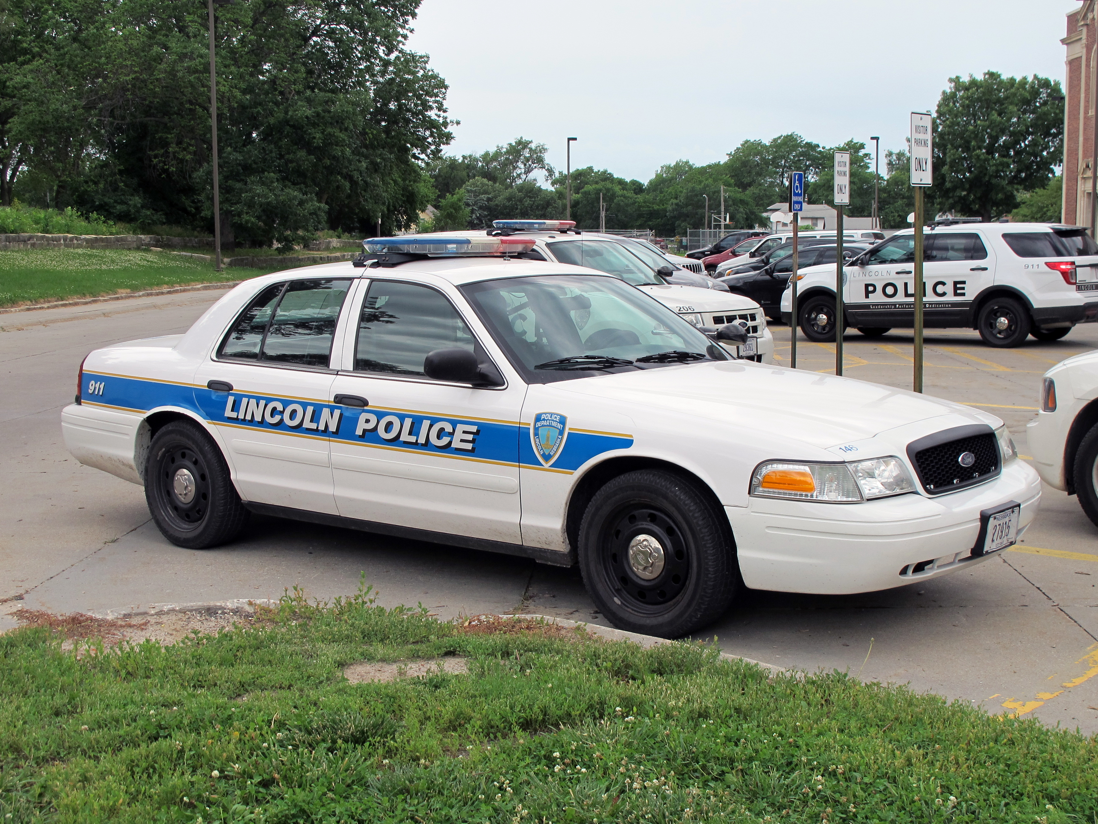 File:Lincoln Police cruiser No  146, Lincoln Police