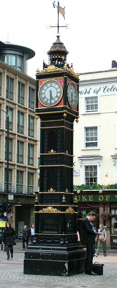 Little Ben - Victoria Street - Westminster - London - 010604.jpg