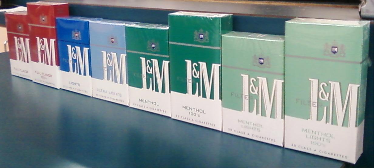 California natural cigarettes Marlboro