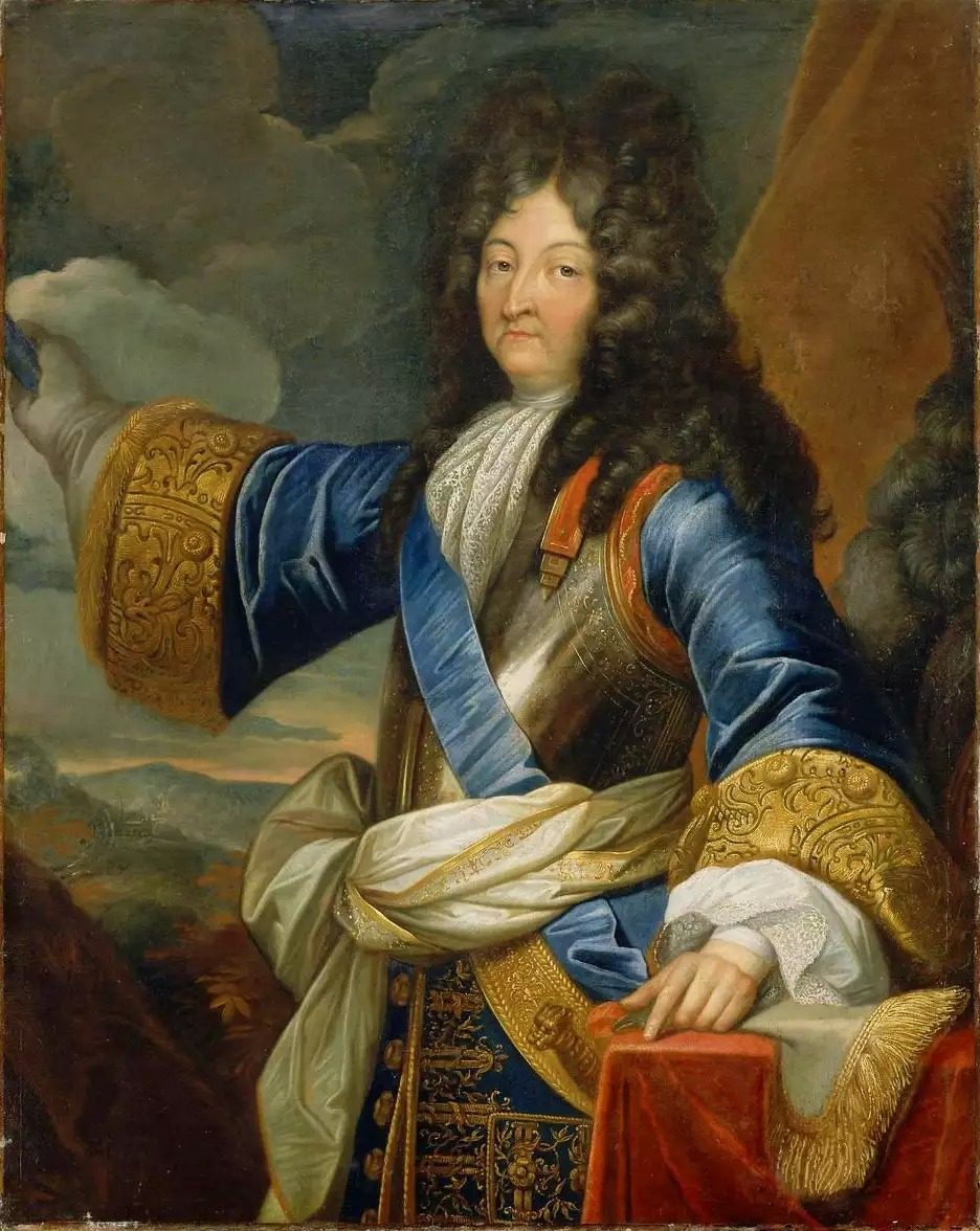how did louis xiv expand royal power in france